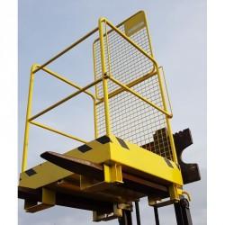 Montážní plošina W-2 1000 x 1000 mm