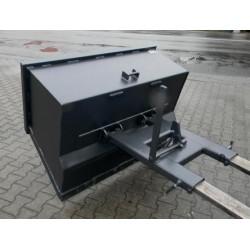 Mechanická lopata na VZV S-M/80