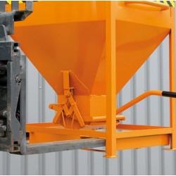 Výsypný silo kontejner pro VZV typ 2052