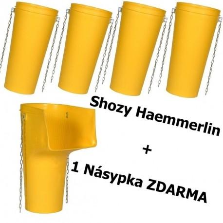 Sada Shoz na suť Haemmerlin - základní díl + 1 ks NÁSYPKA ZDARMA