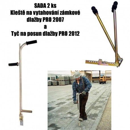 Sada 2 ks - PRO 2007 a PRO 2012