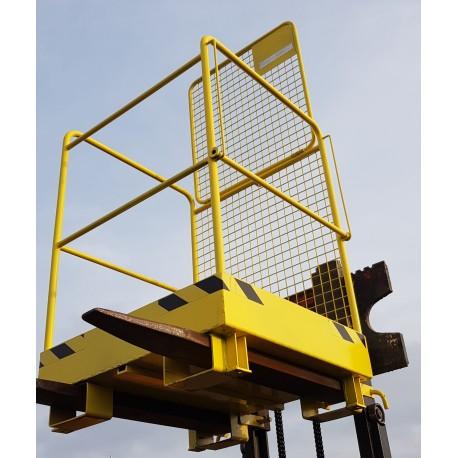 Montážní plošina W-2 800 x 800 mm